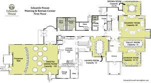 House Plans With Elevators Floor Plans