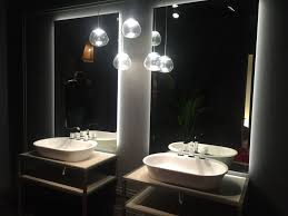 Backlit Mirrors Bathroom Backlit Mirrors The Focal Points Of The Modern Bathrooms