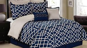 Blue And White Comforter Amazing Best 25 Navy Blue Comforter Sets Ideas On Pinterest Navy