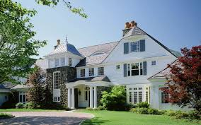 Home Building Ideas Fresh Classic Building Applying White Exterior Theme Hupehome