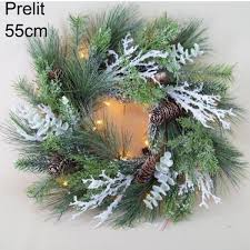 Decorated Pre Lit Christmas Wreaths by 672 Best Christmas Flowers And Decor Images On Pinterest