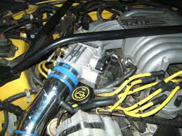 95 mustang engine bbk mustang 75mm throttle 1524 94 95 5 0l free shipping