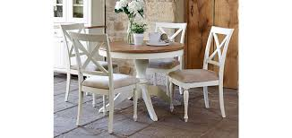 Samphire Round Dining Table  Chairs Arighi Bianchi - Round dining room tables for 4