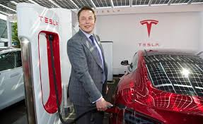 the tesla 3 and