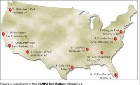 balloon delivery charlottesville va reflecting on the darpa balloon challenge semantic scholar