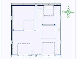 21 surprisingly garage workshop floor plans house plans 45293