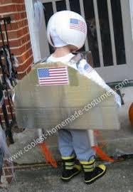 Halloween Astronaut Costume Homemade Astronaut Costume Honor Neil Armstrong Astronaut