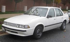 1990 chevrolet cavalier information and photos zombiedrive