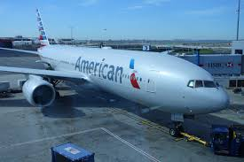 Aa Flight Wifi by Flight Review American 777 200 Business Class Nyc To Lhr