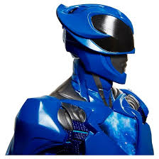 power rangers movie blue ranger action figure 20