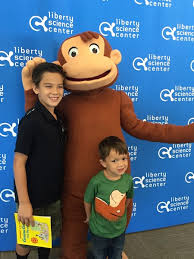 curious george u2013 kid