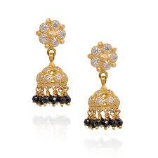 gold jhumka earrings design with price jhumki earrings india gold jhumka earrings buy gold jhumki
