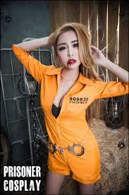 Prisoner Halloween Costume Women Sexyqueen Rakuten Global Market Prisoner Cosplay Halloween
