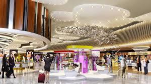 Changi Airport Floor Plan Photos Inside Singapore Changi Airport U0027s New T4 Terminal