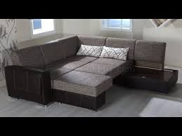 Convertible Sectional Sofa Bed by Convertible Sectional Sofa Youtube