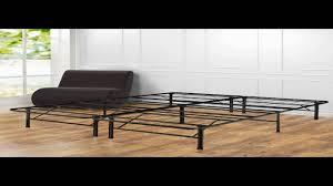 zinus 14 inch smartbase mattress foundation platform bed frame and