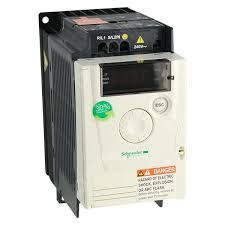 schneider atv12 ip20 0 75kw 230v 1ph to 3ph ac inverter drive c1