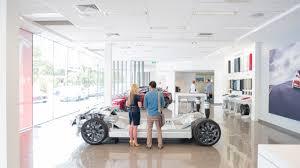 audi dealership inside photos inside tesla motors u0027 first australian showroom gizmodo