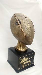 Fantasy Football Armchair Quarterback Trophy Fantasy Football Trophies