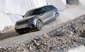land rover velar first drive review 2017 range rover velar