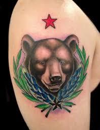 cali bear u0026 bluebonnets by timothy stafford tattoos