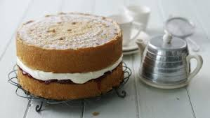 bbc food victoria sponge recipes