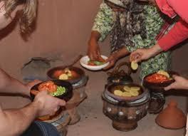 cuisine berbere page 1 informations sur le cours de cuisine dans une famille
