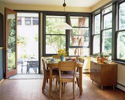 Yellow Retro Dining Room Dining Room Decorating Ideas Lonny - Retro dining room