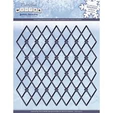 trading pattern shipping find it trading yvonne creations playful winter die trellis frame