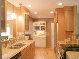 ideas for small galley kitchens lovely modern galley kitchen
