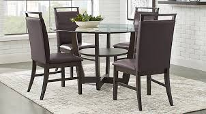 Espresso Dining Room Furniture Dark Wood Dining Room Sets Cherry Espresso Mahogany Brown Etc