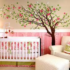 wall decor ideas baby nursery decor pink colours baby nursery