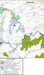 Map Of New York State Parks by Catskill Mountain Club U0027s Catskill Region State Land Maps