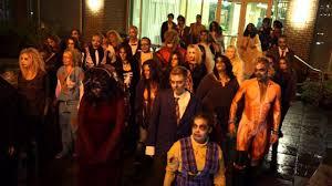 Halloween Usa Location Thriller Flashmob Halloween 2014 Danceville Usa Columbus Ohio
