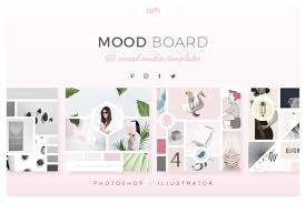 House Interior Design Mood Board Samples by 15 Creative Ways To Present Your Mood Boards Creative Market Blog