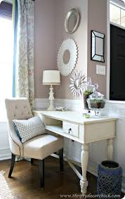pink walls begone from thrifty decor