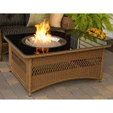 Gas Patio Lights by 37 Patio Set With Gas Fire Pit Table Fire Pit Table Gas Burner