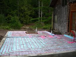 Can You Put Radiant Heat Under Laminate Flooring Diy Radiant Heat Installing A Radiant Heat System Janes Radiant