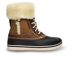 womens duck boots sale s allcast luxe duck boot s winter boots crocs