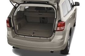 Dodge Journey Cargo Space - 2010 dodge journey reviews and rating motor trend