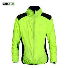 waterproof bike jacket wosawe men women cycling jacket waterproof bicycle bike rain coat