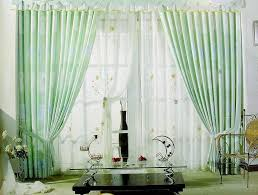 Green Color Curtains Modern Living Room Curtains Design Curtain For Living Room Ideas