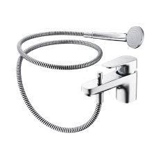 ideal standard tempo chrome bath shower mixer tap bath taps ideal standard tempo chrome bath shower mixer tap