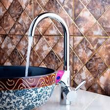 online get cheap automatic bathroom faucets aliexpress com