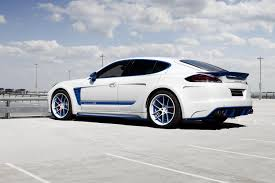 Porsche Panamera Cena - topcar u0027s new porsche panamera stingray gtr kit costs more than a