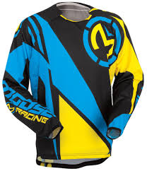 motocross jersey custom moose racing s7 sahara jersey motocross jerseys white blue