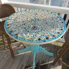 Mosaic Table L Mosaic Tile Coffee Table Writehookstudio
