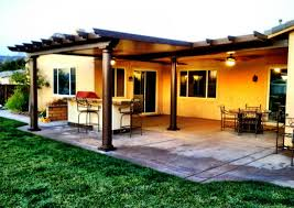 southern california patios solid patio covers