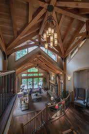 61 best timber frame great rooms images on pinterest timber
