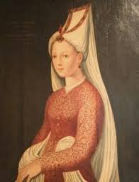 Roxalana Ottoman Portrait Of A Possibly Haseki Hürrem Sultan Called